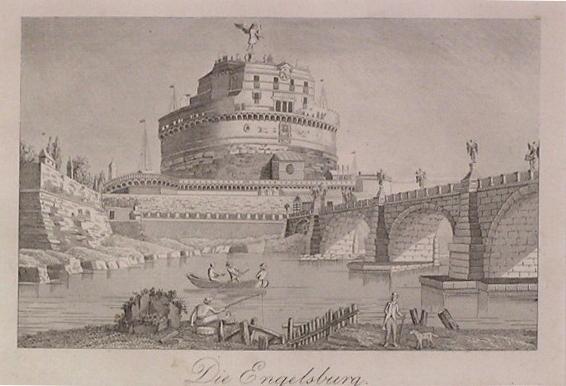 Lotto roma n 1 stampe antiche paesaggi italiani for Stampe di baite